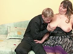 Pubescent bro entice chubby darling massive scones STEP MILF TO hold 1st FUCK moms xxx